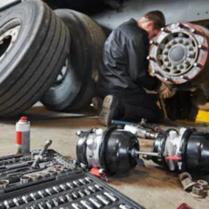 Travões pneumáticos